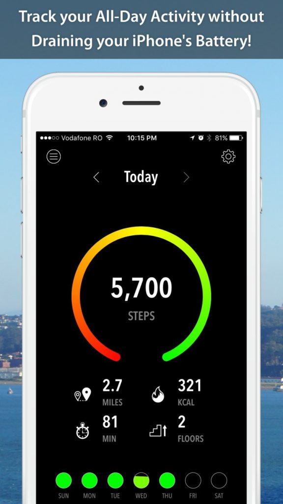 Top 5 Step Counting Apps for iPhone