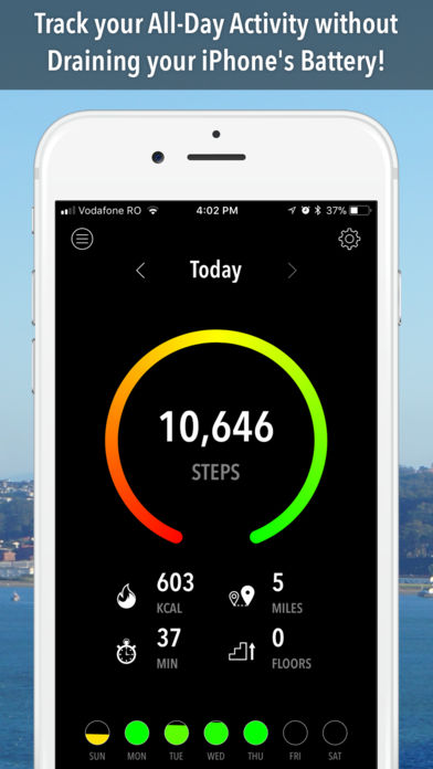 best pedometer app for iphone top 5 free pedometer apps for iphone activitytracker 16679