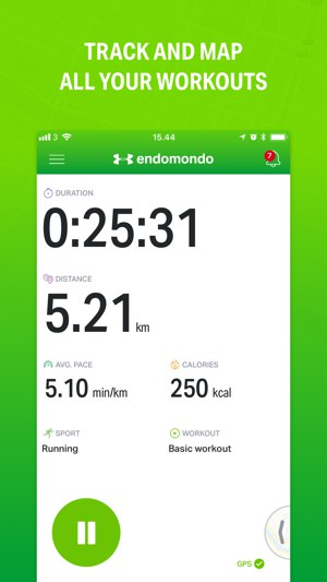 Top 10 App per Camminare per iPhone