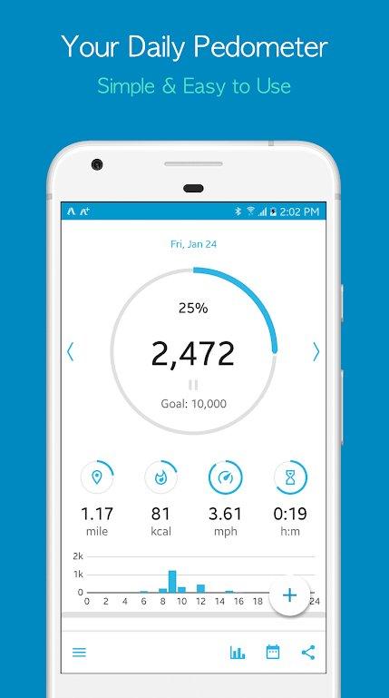 Top 10 App per Contare Passi su Android