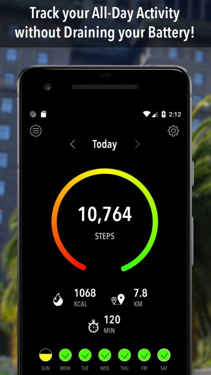 Top 10 Step Counting Apps for Android