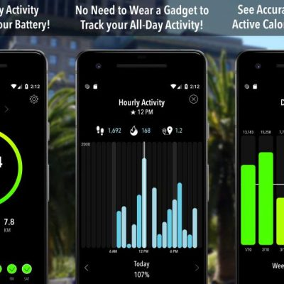 ActivityTracker for Android