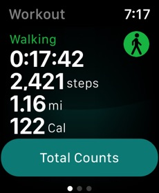Top 10 Pedometer Apps for Apple Watch