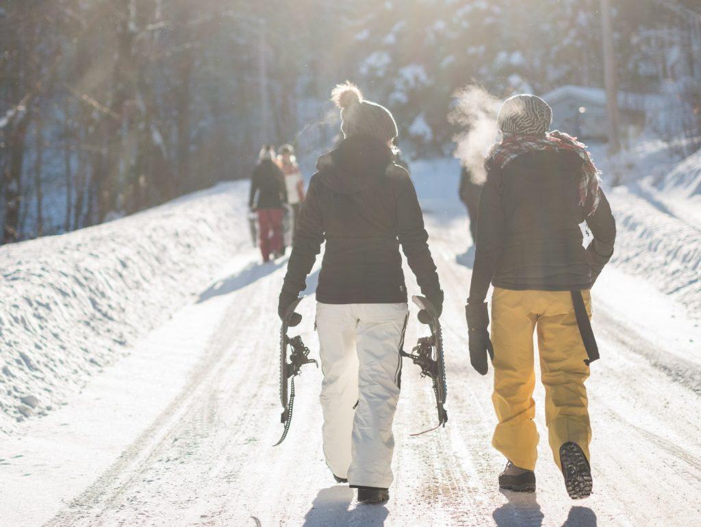 Winter Activities to Burn Calories