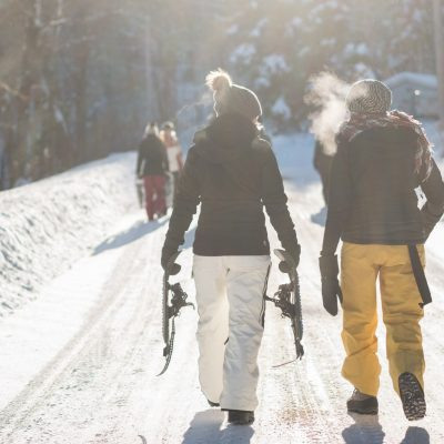 Winter Activities to Burn Calories