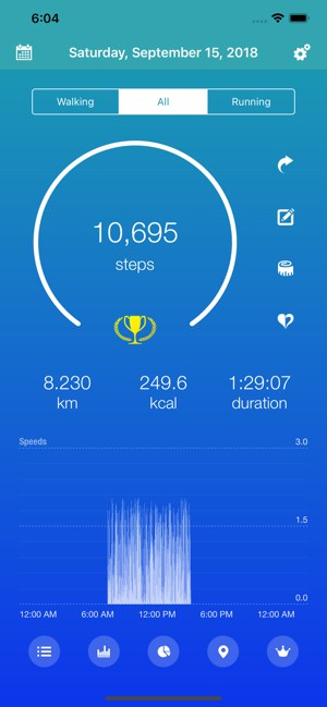 Best Free Pedometer Apps for iPhone
