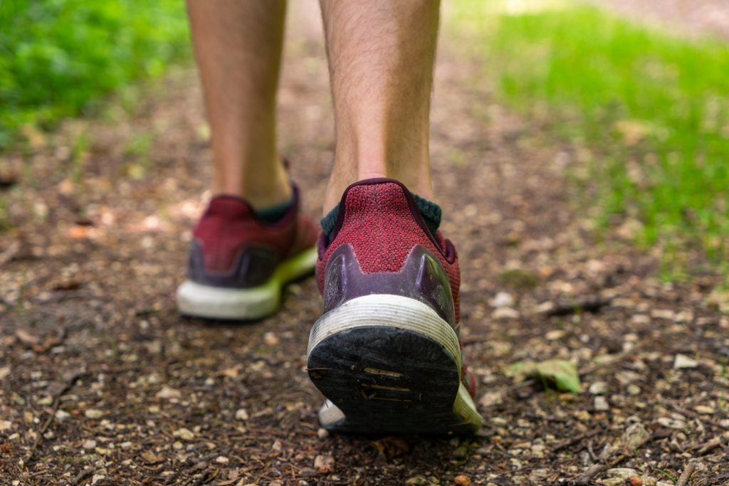 The Benefits of Power Walking