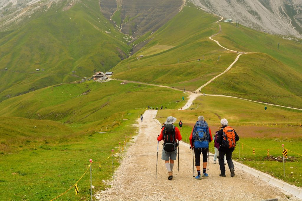 Why Join a Walking Group